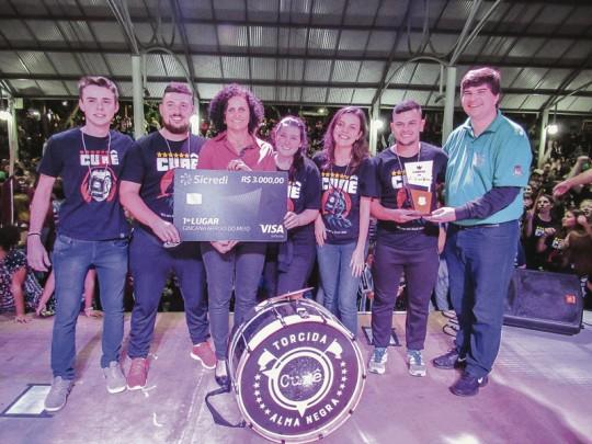 Equipe Curê foi anunciada como a vencedora da III Gincana Arroio do Meio
