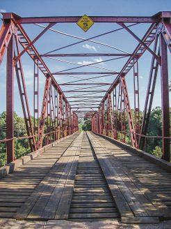 Toda a comunidade é convidada a participar do passeio ciclístico até a Ponte de Ferro no domingo